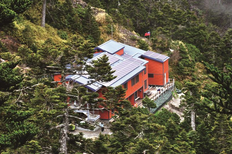 Paiyun Lodge
